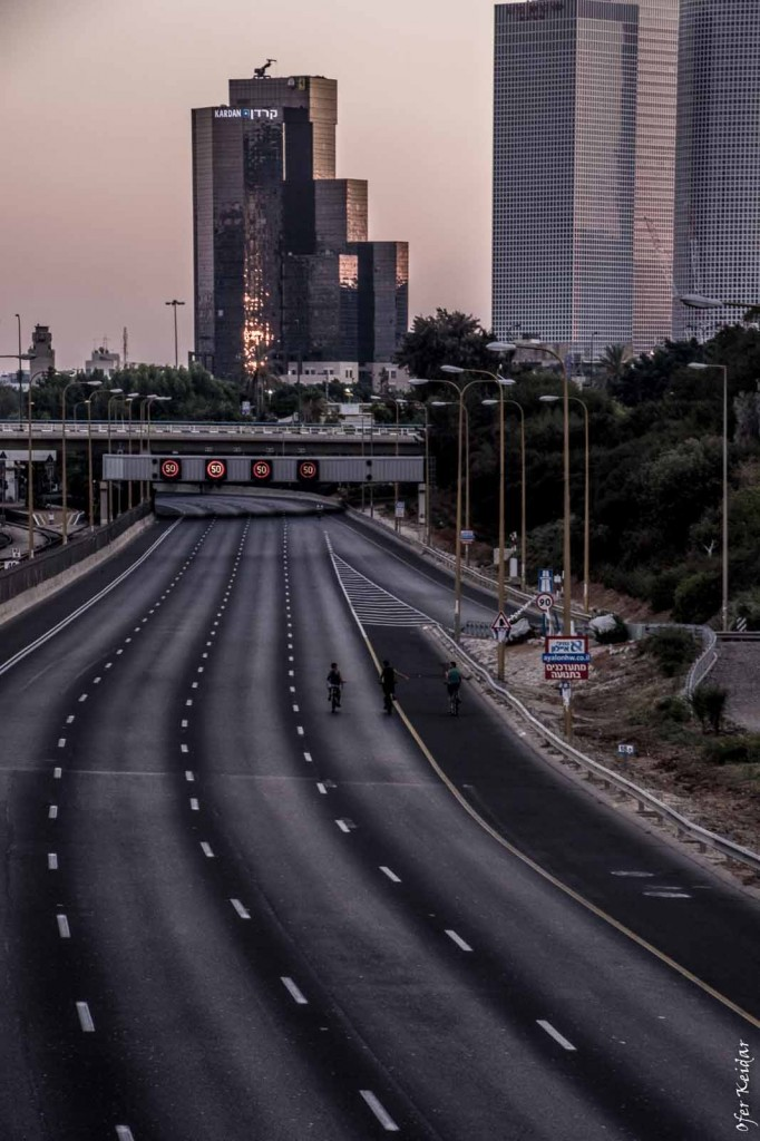 בלוג הצילום משוטט בתל אביב ביום כיפור
