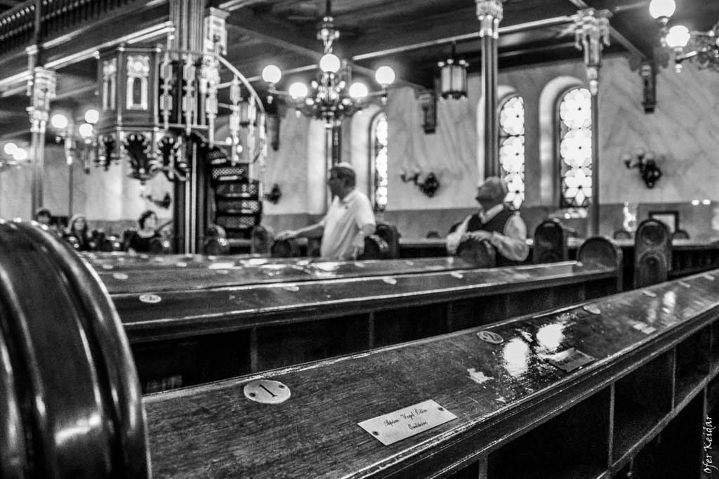 בלוג הצילום בבית הכנסת שברחוב דוהאן שבבודפשט, הונגריה - בית הכנסת הגדול ביותר ביבשת אירופה, והרביעי בגודלו בעולם לאחר בתי המדרש של חסידויות גור ובעלז שבירושלים