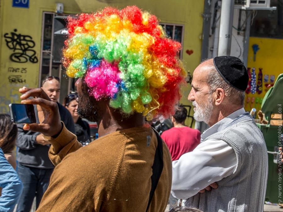 פורים בתל אביב - בלוג הצילום של עופר קידר
