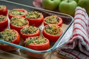 מתכון עגבניות ממולאות - בלוג הצילום של עופר קידר