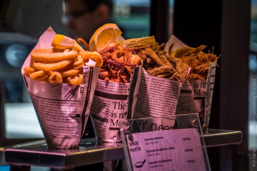 חופשה במדריד | Mercado de San Miguel | שוק האוכל סן מיגל, מדריד | בלוג הצילום של עפר קידר
