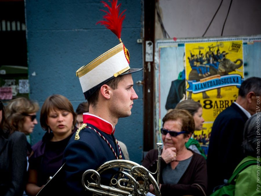 חופשה במדריד | holy week (semana santa) procession | תהלוכת השבוע הקדוש, מדריד |  בלוג הצילום של עופר קידר
