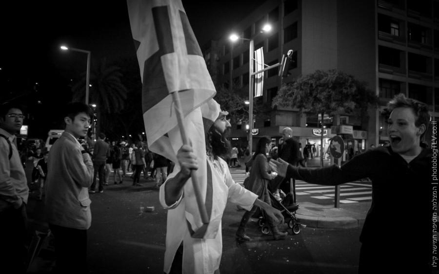 יום הזכרון / יום העצמאות | כיכר רבין | בלוג הצילום של עפר קידר