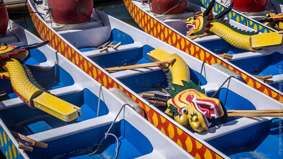 פסטיבל דרקון בירקון | בלוג הצילום של עופר קידר