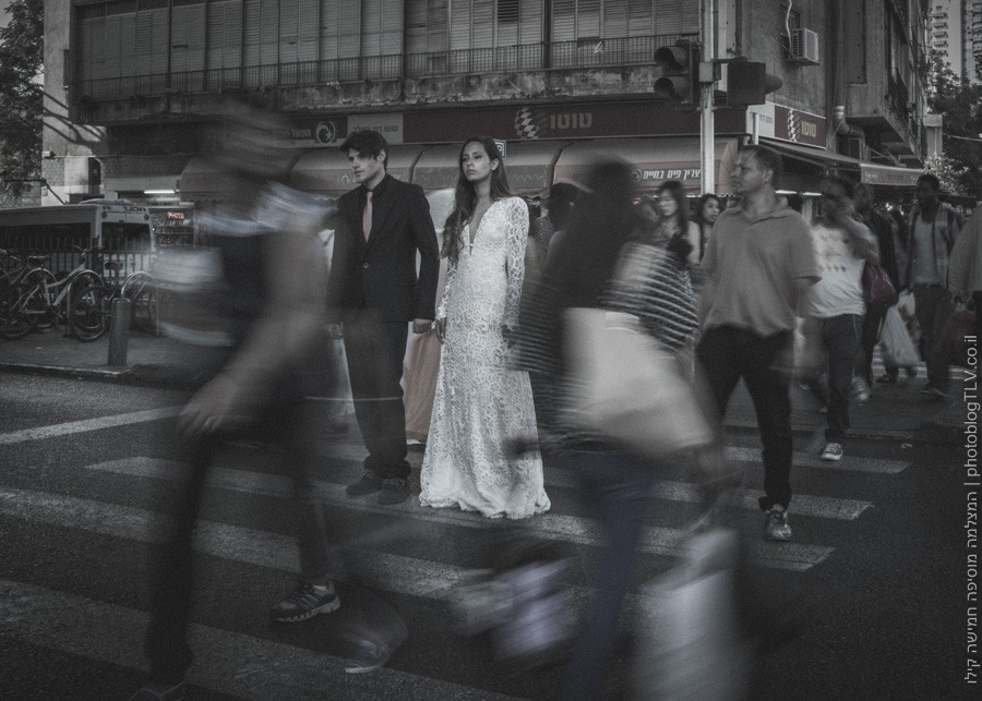 צילום חתונה | בלוג הצילום של עופר קידר | מתחתנים | הדס בן שטרית | עידן בראון