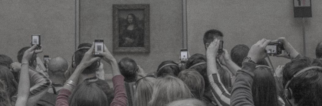 מונה ליזה, מוזיאון הלובר, פריז, צרפת | בלוג הצילום של עפר קידר