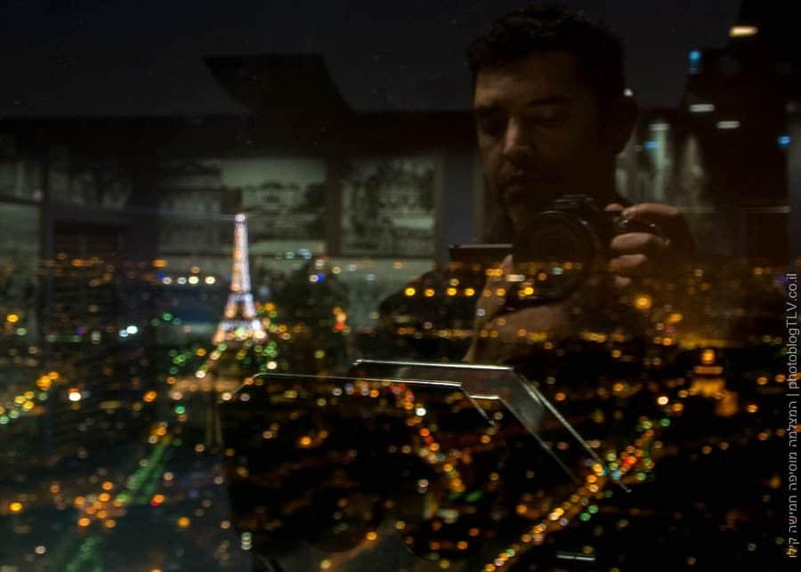 תמונה של פריס ומגדל אייפל |פריס, צרפת | ראיתי עיר עוטפת אור - חופשה בפריז | בלוג הצילום של עפר קידר