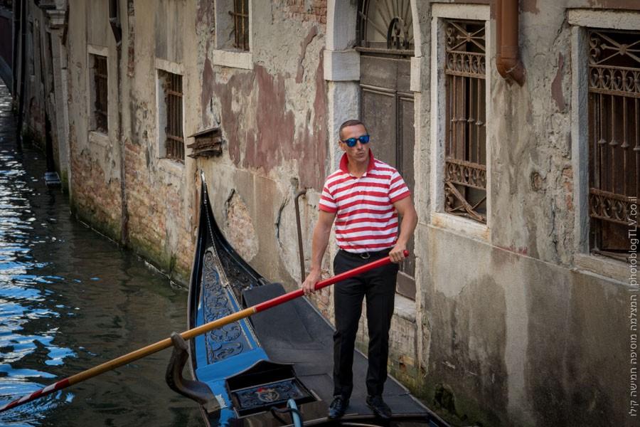 גונדולה וגונדולייר - ונציה למטייל, איטליה | בלוג הצילום של עופר קידר