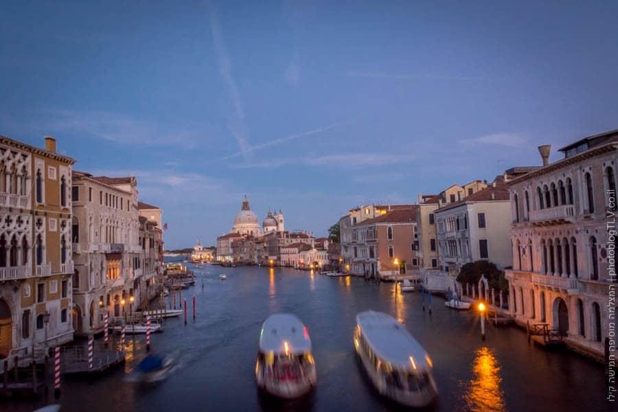 אטרקציות בונציה: גשר האקדמיה, ונציה, איטליה | בלוג הצילום של עופר קידר