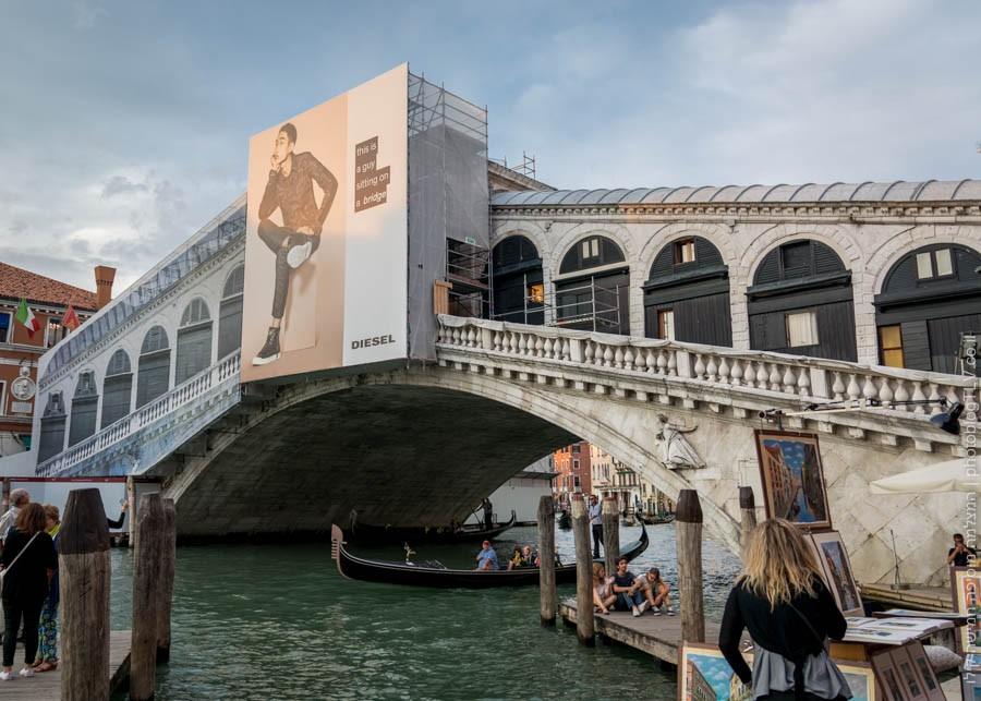 אטרקציות בונציה: גשר ריאלטו, ונציה, איטליה | בלוג הצילום של עופר קידר