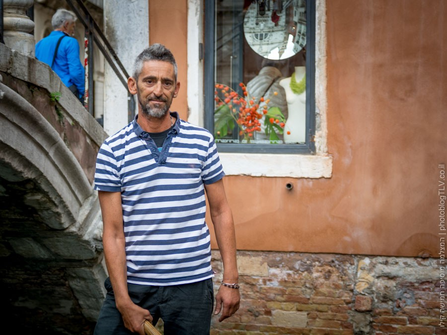 גונדולייר - ונציה למטייל, איטליה | בלוג הצילום של עופר קידר