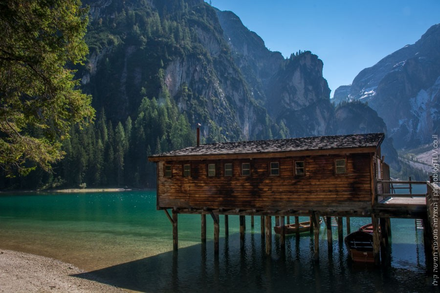 Pragser Wildsee   lago di Braies   אגם בראייס, הרי הדולומיטים, איטליה   בלוג הצילום של עפר קידר
