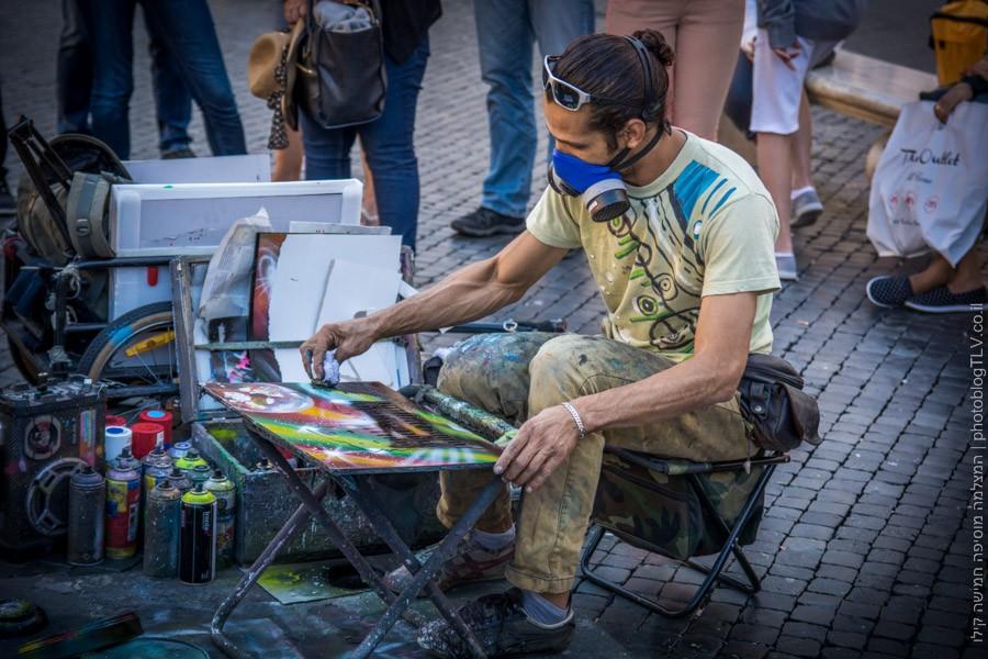 Piazza Navona, רומא, איטליה |בלוג הצילום של עופר קידר