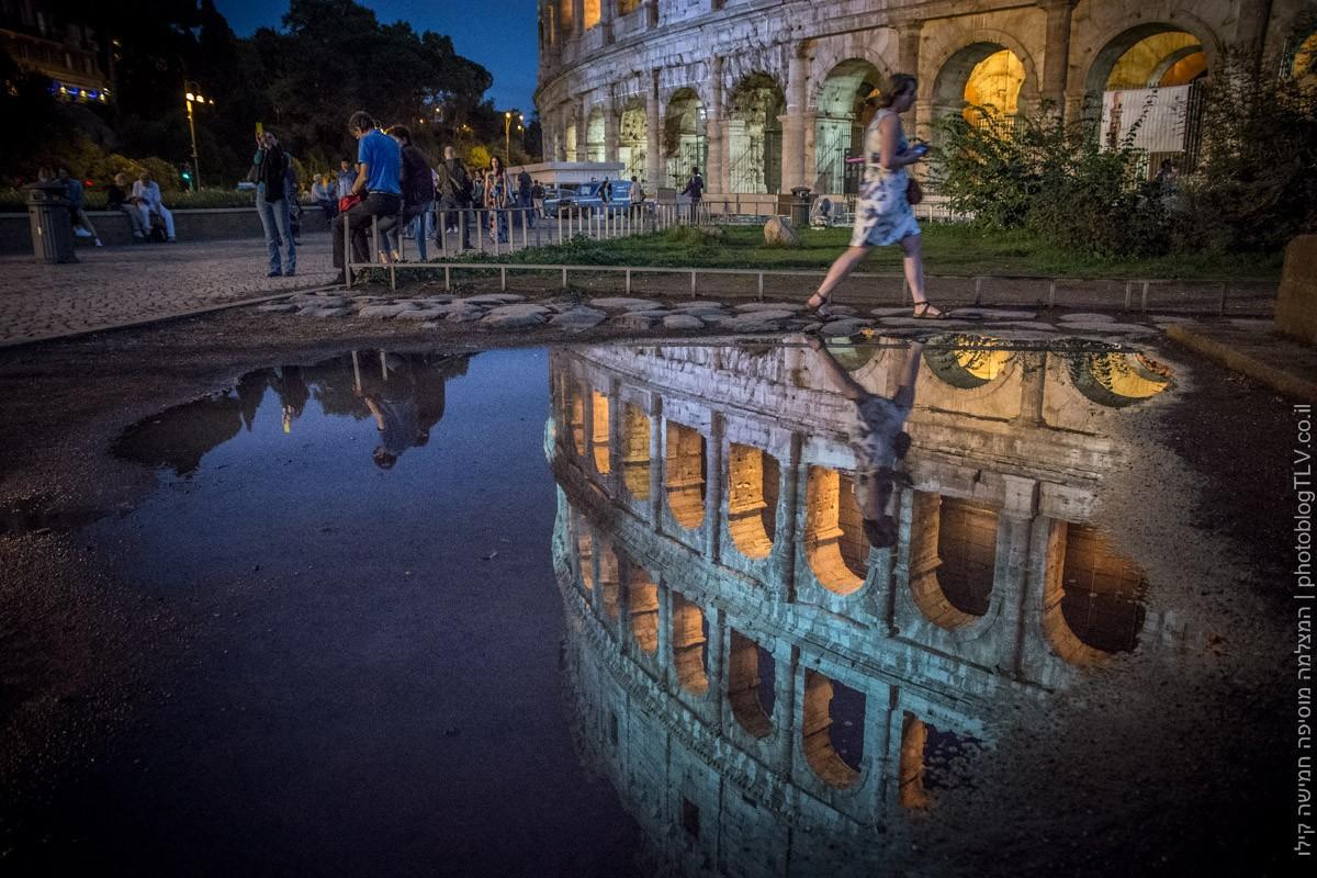 הקולוסיאום, רומא, איטליה |בלוג הצילום של עופר קידר