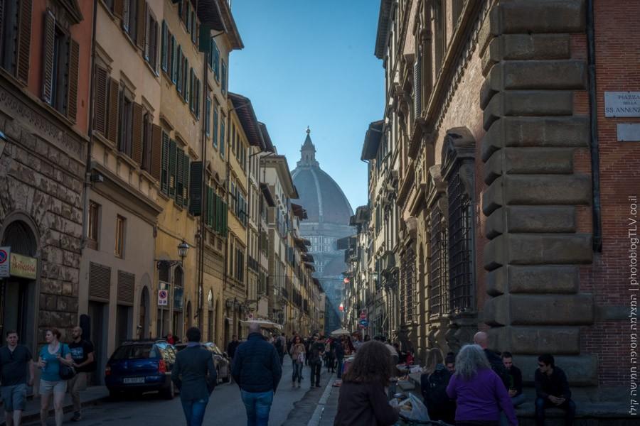 הדואומו של פירנצה - חופשה בפירנצה | בלוג הצילום של עפר קידר