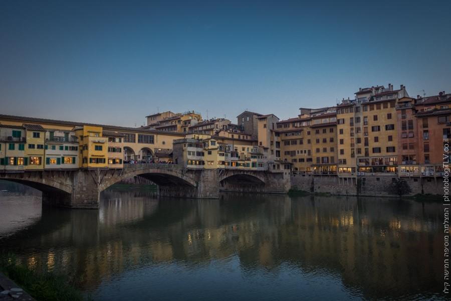 פירנצה - פונטה וקיו | Ponte Vecchio | חופשה בפירנצה | בלוג הצילום של עפר קידר
