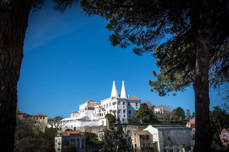 סינטרה טיול יום מליסבון, פורטוגל | בלוג הצילום של עופר קידר