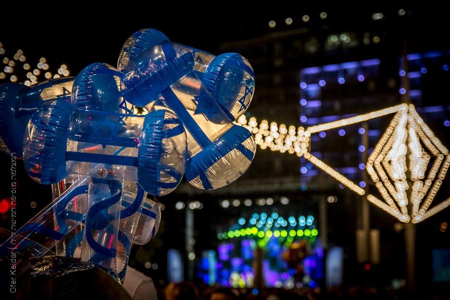 יום העצמאות, כיכר רבין  | המצלמה מוסיפה חמישה קילו |בלוג הצילום של עופר קידר