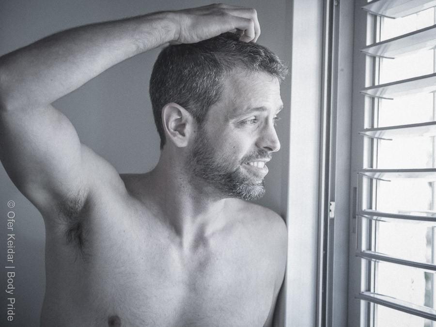 אלעד | פרויקט דימוי גוף חיובי - body pride | בלוג הצילום של עפר קידר