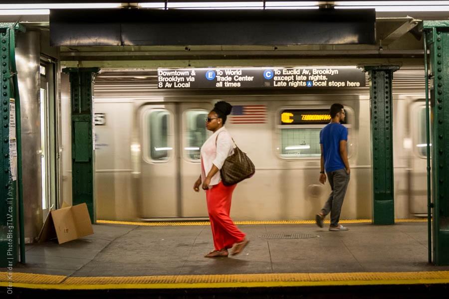 ניו יורק | המצלמה מוסיפה חמישה קילו | בלוג הצילום של עפר קידר