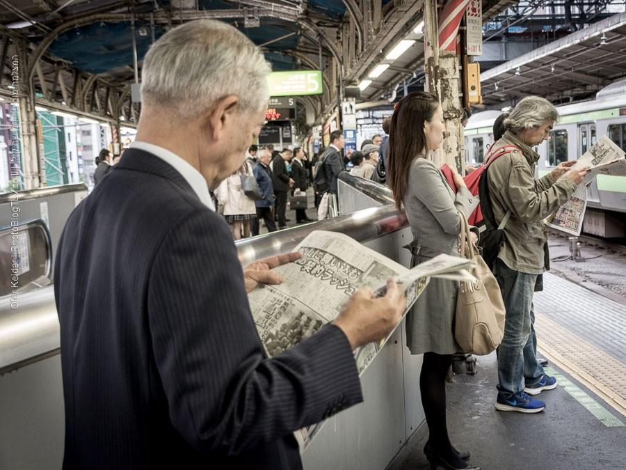 יפן למטייל: תחבורה ציבורית בטוקיו, אחת ה-אטרקציות ביפן | צולם במסגרת טיול ליפן | המצלמה מוסיפה חמישה קילו | בלוג הצילום של עפר קידר