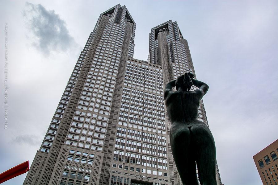 יפן למטייל: מגדלי מטרופולין - האטרקציות של טוקיו | צולם במסגרת טיול ליפן | המצלמה מוסיפה חמישה קילו | בלוג הצילום של עפר קידר