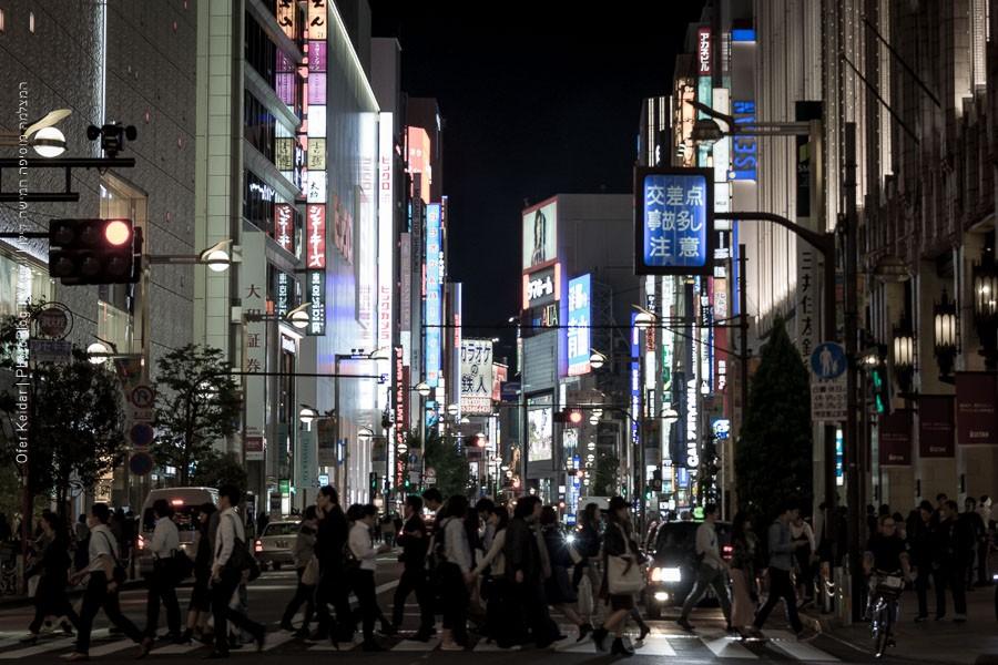 יפן למטייל: איזור שינג'וקו, האטרקציות של טוקיו | צולם במסגרת טיול ליפן | המצלמה מוסיפה חמישה קילו | בלוג הצילום של עפר קידר