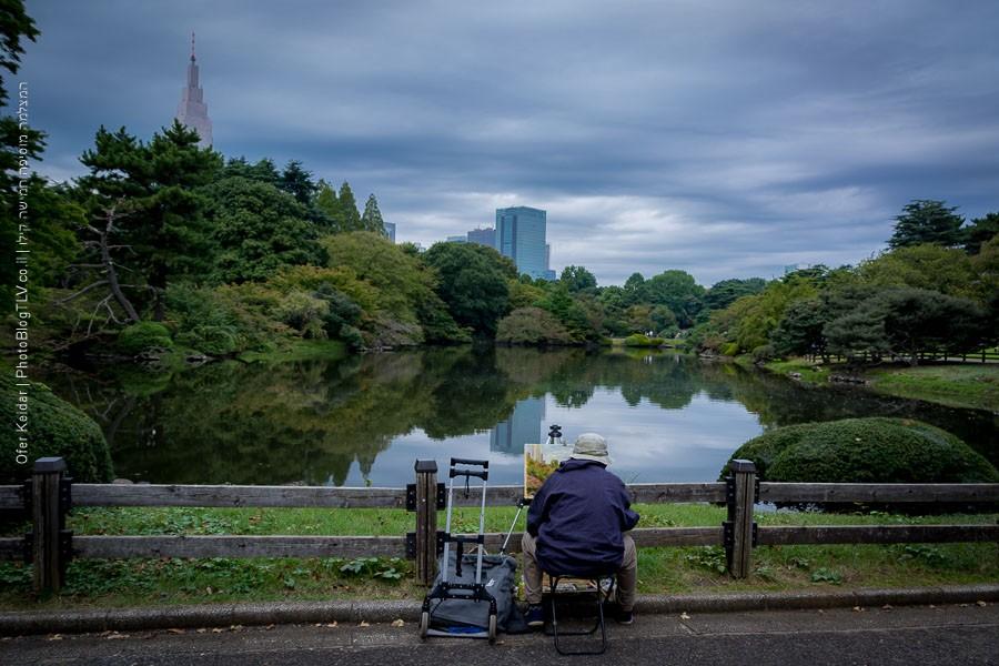 יפן למטייל: Shinjuku Gyoen park, אחת ה-אטרקציות בטוקיו  | צולם במסגרת טיול ליפן | המצלמה מוסיפה חמישה קילו | בלוג הצילום של עפר קידר