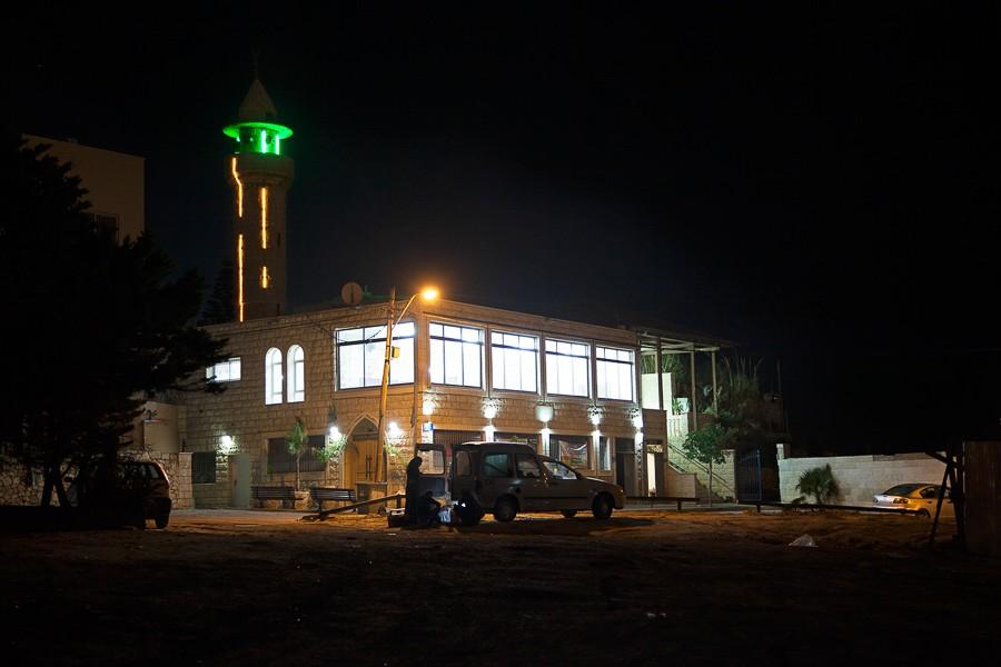 עג'מי, פני החשכה - תערוכת צילום | צילום: יעקב אלעד | באדיבות מוזיאון ארץ ישראל