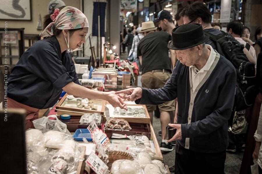 קיוטו, יפן | Kyoto, Japan | שוק נישיקי Nishiki Market |המצלמה מוסיפה חמישה קילו | בלוג הצילום של עופר קידר