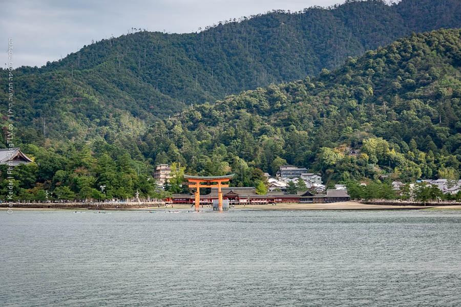 הירושימה, יפן | מיאג'ימה (Miyajima) | המצלמה מוסיפה חמישה קילו | בלוג הצילום של עופר קידר