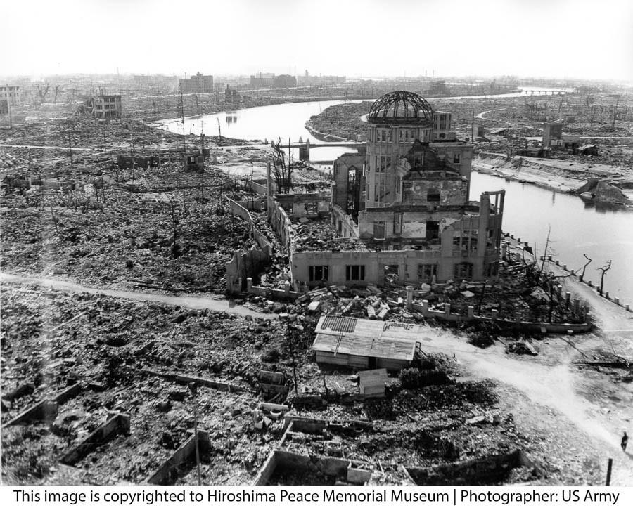 הירושימה, יפן | hiroshima, Japan | המצלמה מוסיפה חמישה קילו | בלוג הצילום של עופר קידרThis image is copyrighted to Hiroshima Peace Memorial Museum | Photographer: US Army