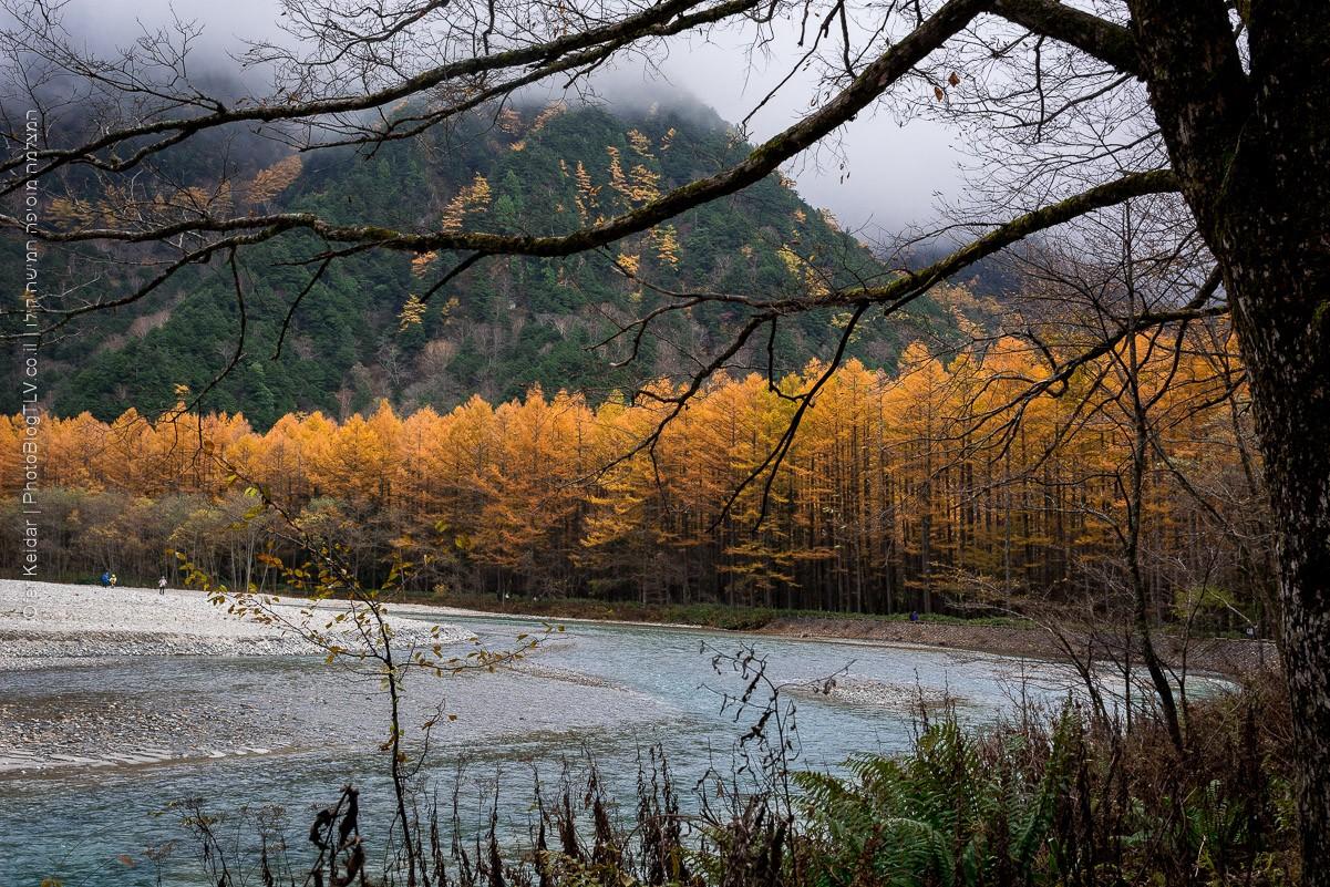 קמיקוצ'י יפן | Kamikochi apan | המצלמה מוסיפה חמישה קילו | בלוג הצילום של עפר קידר