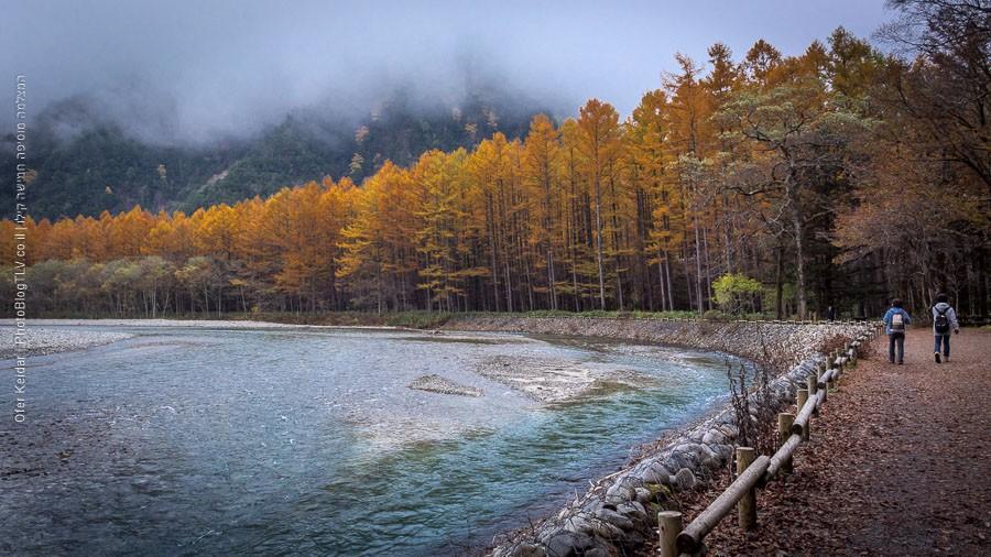 קמיקוצ'י | חופשה ביפן | Kamikochi Japan | המצלמה מוסיפה חמישה קילו | בלוג הצילום של עפר קידר