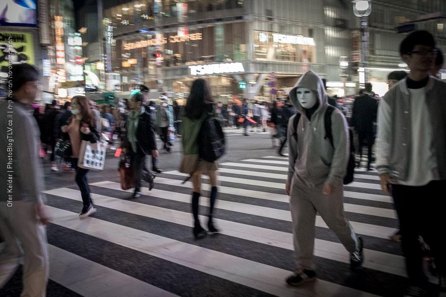 פורים (האלווין) בטוקיו, יפן | המצלמה מוסיפה חמישה קילו | בלוג הצילום של עפר קידר