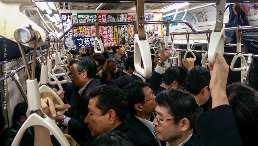 רכבות ביפן | יפן למטייל העצמאי | המצלמה מוסיפה חמישה קילו | בלוג הצילום של עפר קידר