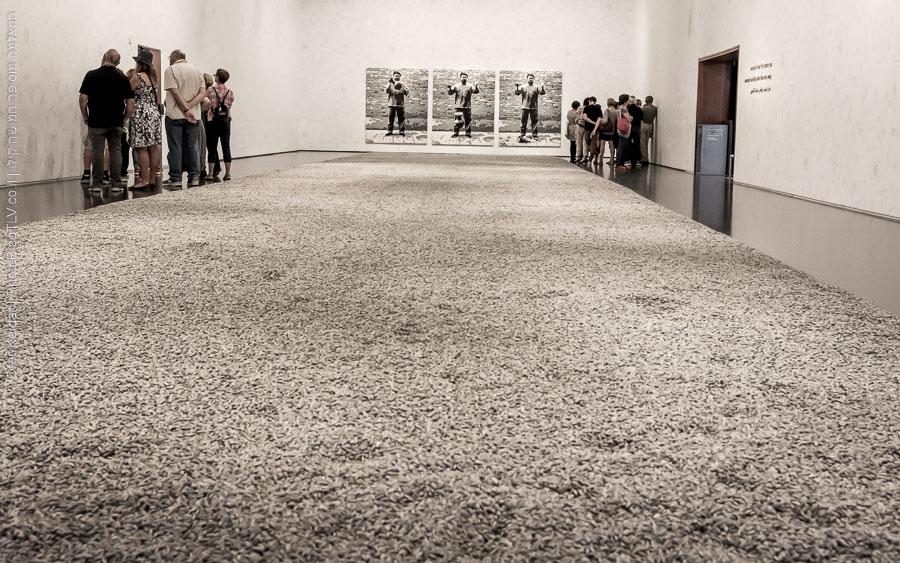מוזיאון ישראל, ירושלים | איי וויווי | המצלמה מוסיפה חמישה קילו | בלוג הצילום של עפר קידר
