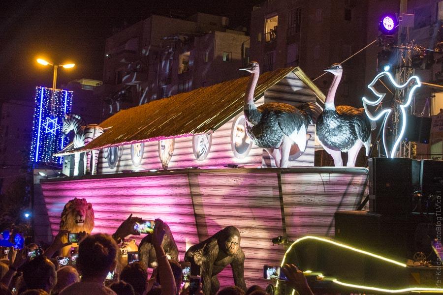 יום העצמאות בתל אביב | מצעד האור |המצלמה מוסיפה חמישה קילו | עפר קידר