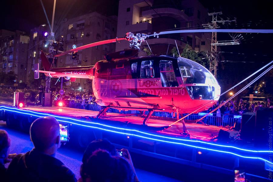 יום העצמאות בתל אביב| מצעד האור |המצלמה מוסיפה חמישה קילו | עפר קידר