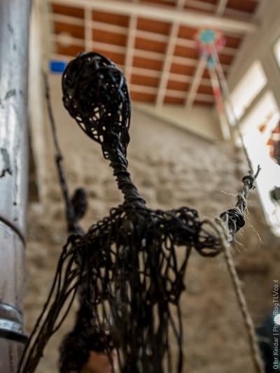 ניהאד דביט - טיול לרמלה | רמלה העתיקה | המצלמה מוסיפה חמישה קילו | עפר קידר