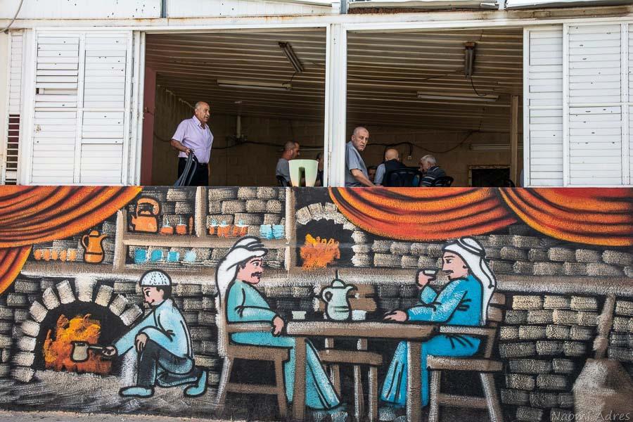 צילום: נעמי אדרס | תיירות טייבה - טיול לטייבה במסגרת סדנת צילום בטייבה