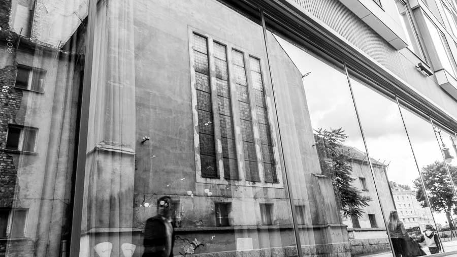 טיול לפוזנן - בית הכנסת של פוזנן | עפר קידר