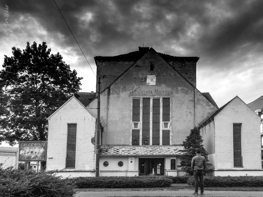 חופשה בפוזנן - בית הכנסת של פוזנן | עפר קידר