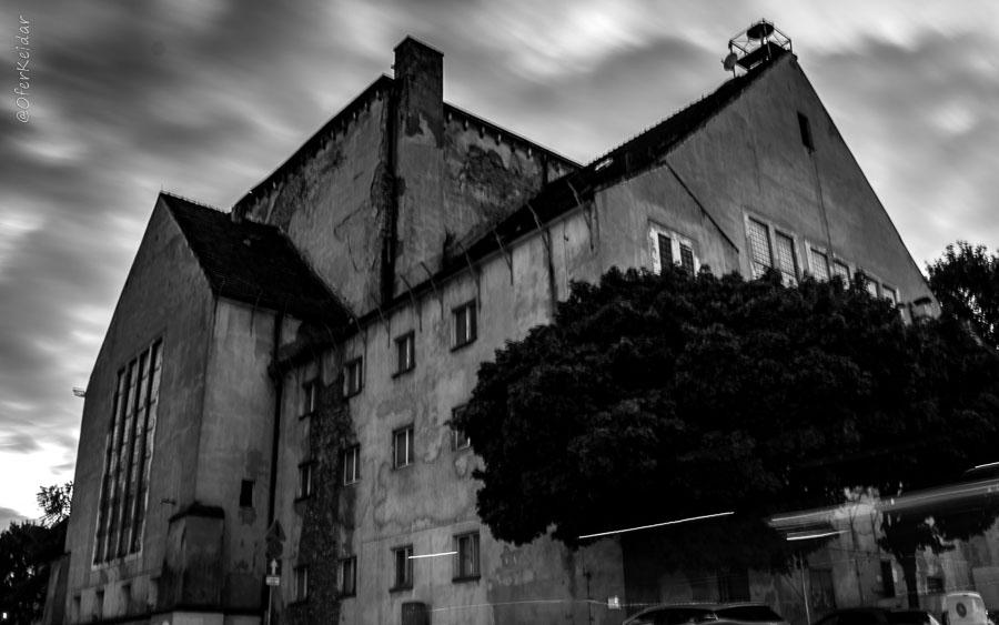בית הכנסת פוזנן | עפר קידר