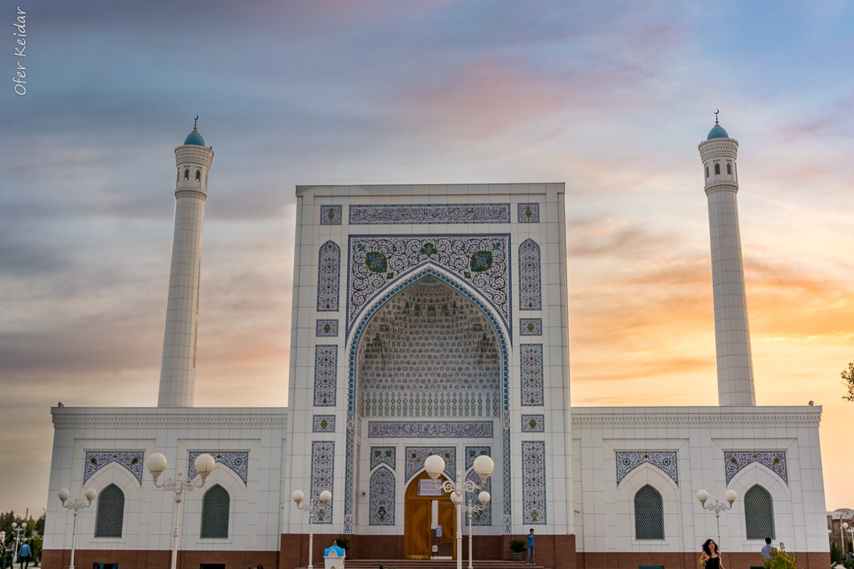 טיול לטשקנט, בירת אוזבקיסטן | המצלמה מוסיפה חמישה קילו | עפר קידר