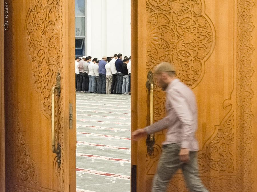 המסגד הלבן - טשקנט, בירת אוזבקיסטן | המצלמה מוסיפה חמישה קילו | עפר קידר