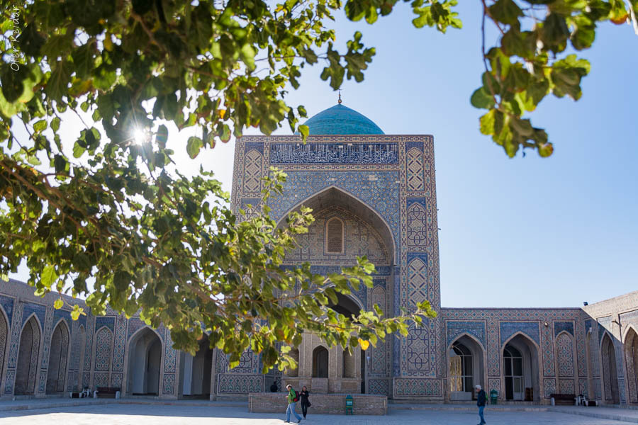 טיול לבוכרה  בוכרה, אוזבקיסטן   המצלמה מוסיפה חמישה קילו   עפר קידר