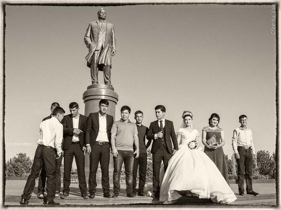 טיול לסמרקנד  סמרקנד, אוזבקיסטן   המצלמה מוסיפה חמישה קילו   עפר קידר