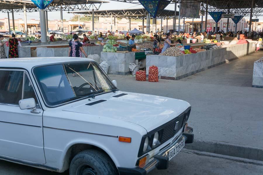 שוק סיאב - סמרקנד, אוזבקיסטן | המצלמה מוסיפה חמישה קילו | עפר קידר