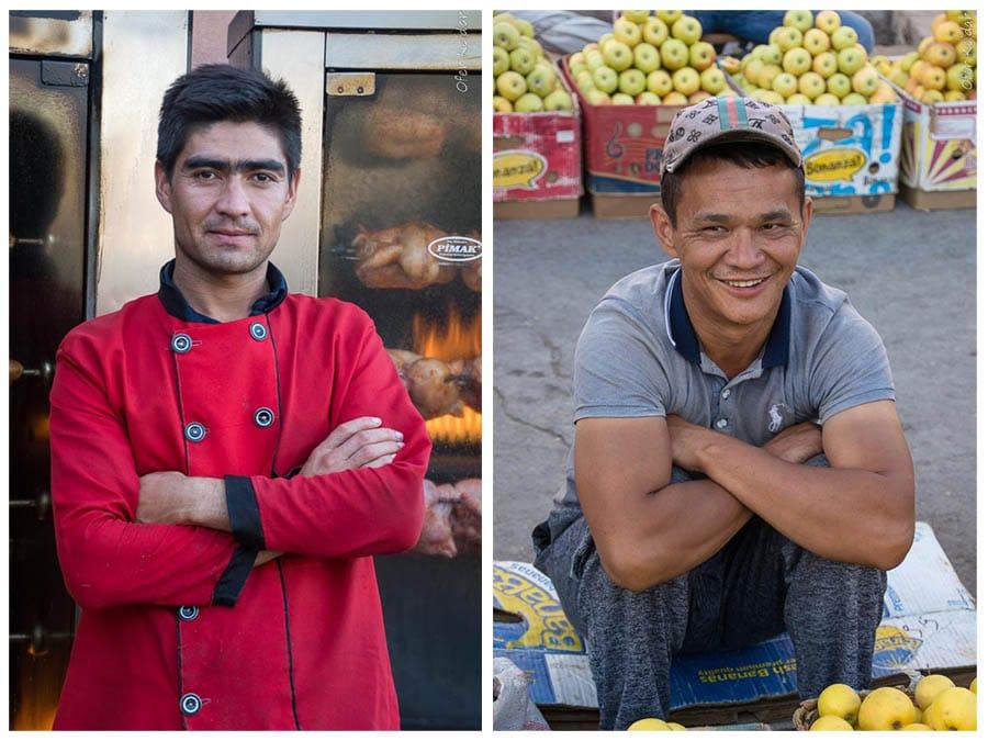 שוק סיאב - סמרקנד, אוזבקיסטן   המצלמה מוסיפה חמישה קילו   עפר קידר